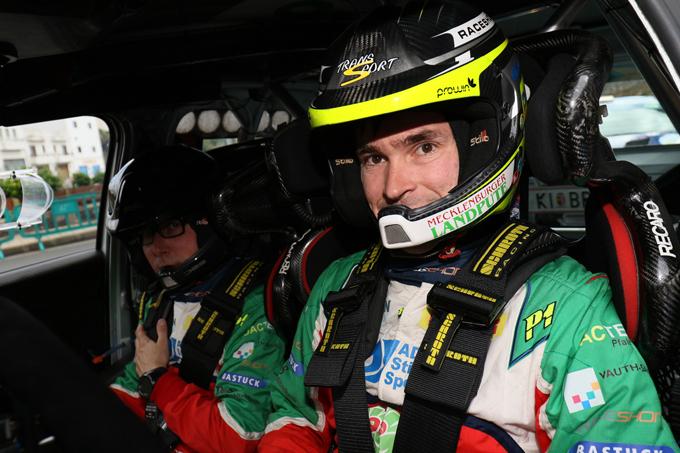 FIA ERC – Griebel disputerà 3 rally