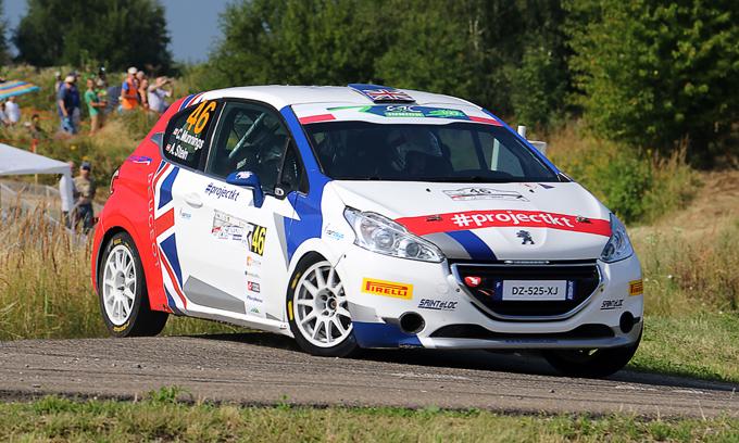 FIA ERC – Catie Munnings rinnova l'accordo con Sainteloc Racing
