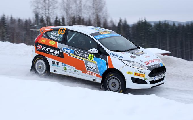 Junior WRC – Rally di Svezia: Radstrom primeggia nell'evento casalingo