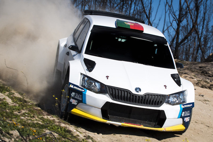 FIA ERC – Aloísio Monteiro al via con una Skoda Fabia R5