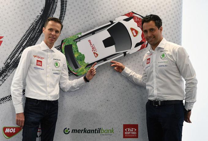 FIA ERC – Norbert Herczig sarà della partita