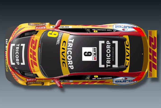WTCR – Tom Coronel al via con Boutsen Ginion Racing
