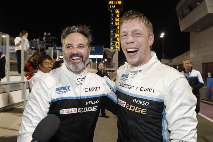 WTCR – Björk e Muller con 2 Hyundai i30 N TCR
