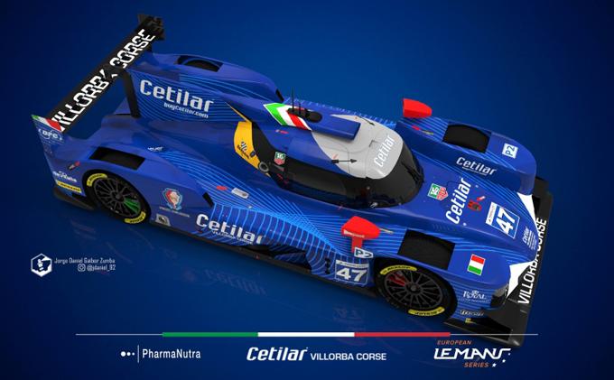 Villorba Corse di nuovo al via della 24 Ore di Le Mans