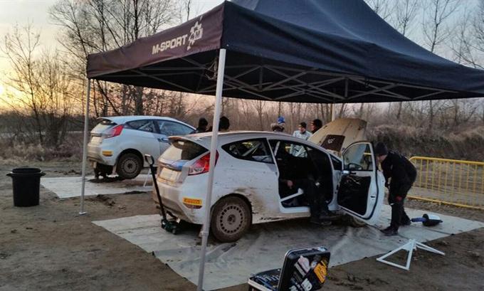 Junior WRC – Bottarelli e Oldrati preparano il Rally di Svezia