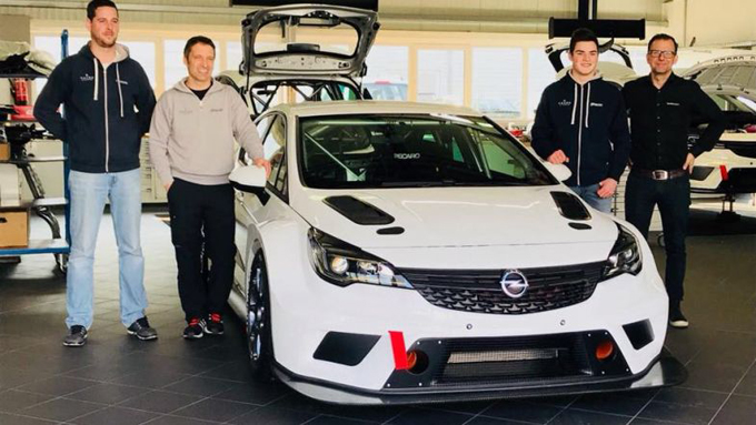 ADAC TCR Germany – Due Opel Astra per HP Racing