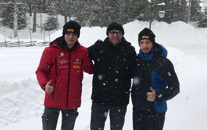 Junior WRC – Bottarelli e Oldrati pronti all'esordio in Svezia