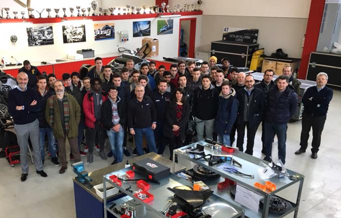 Villorba Corse riceve gli alunni dell'Istituto Einaudi-Scarpa