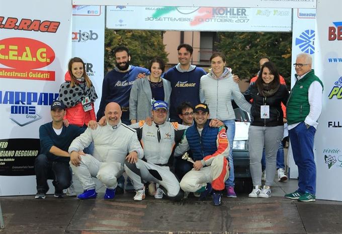 Rally Appennino Reggiano – L'evento entra nella Coppa Italia Zona 2
