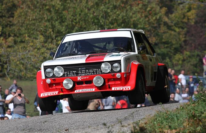 Historic Rally Vallate Aretine – La prova inaugurale dell'Italiano Rally Auto Storiche
