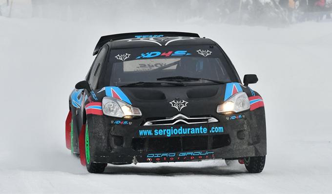 The Ice Challenge – Sergio Durante si aggiudica la tappa di Pragelato
