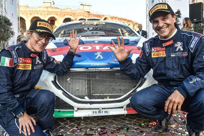 Paolo Andreucci sarà premiato da ACI Sport a Massa