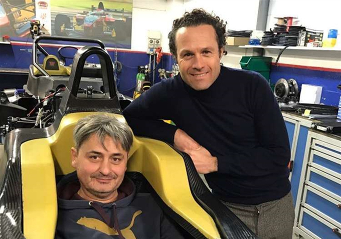 BF Motorsport rientra nell'Italiano Sport Prototipi con Simone Borelli