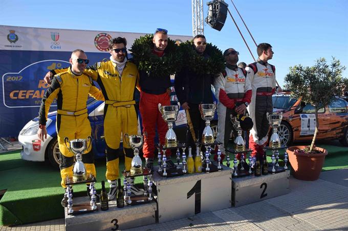 Rally Cefalù Corse – La seconda edizione il 17 e 18 marzo
