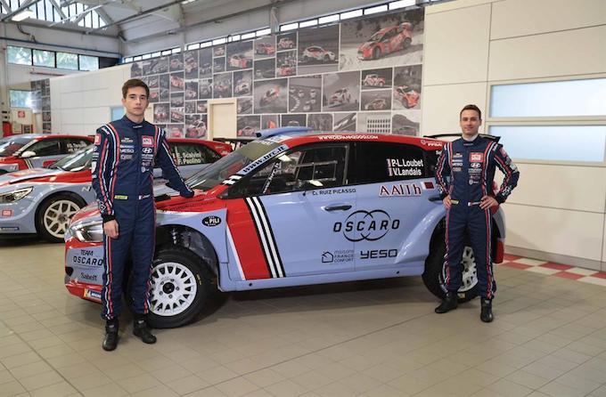 BRC Racing Team comincia dal Portogallo la stagione Rally 2018