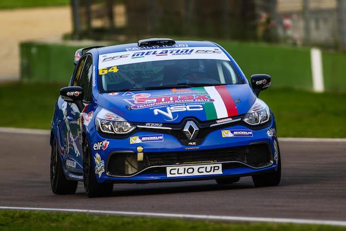 Renault Clio Cup Italia, Melatini Racing conferma Max Ciocca nel 2018