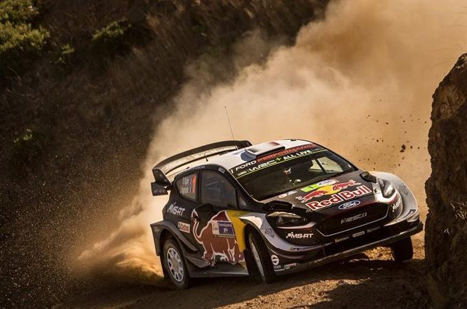 WRC – Messico: Ogier risponde a Loeb e si impone anche in Messico. Podio per Sordo e Meeke
