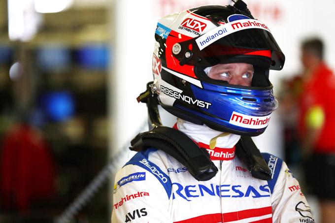 Formula E – Messico: Rosenqvist all'attacco, è sua la pole position! Da Costa torna in prima fila