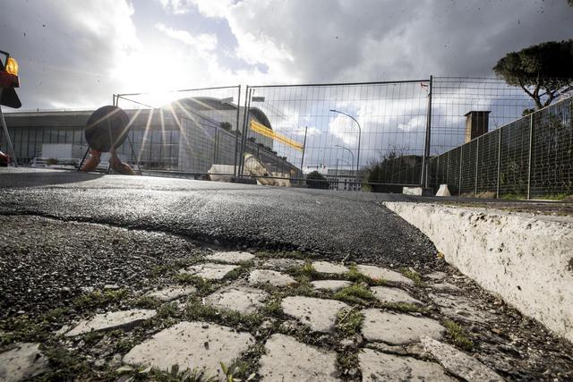 Formula E – Tutte le strade portano a Roma: Asfaltati i sampietrini dell'EUR