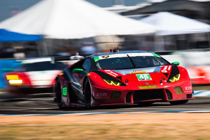 Lamborghini Squadra Corse trionfa anche alla 12h di Sebring