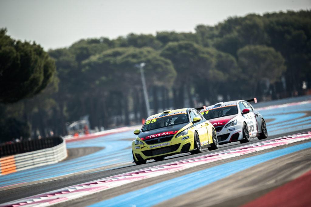 La Peugeot 308 Racing Cup diventa sempre più internazionale con ben due round fuori dalla Francia