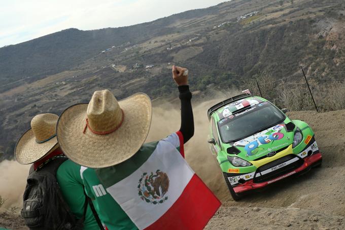 Pirelli porta al Rally del Messico i nuovi pneumatici Scorpion K