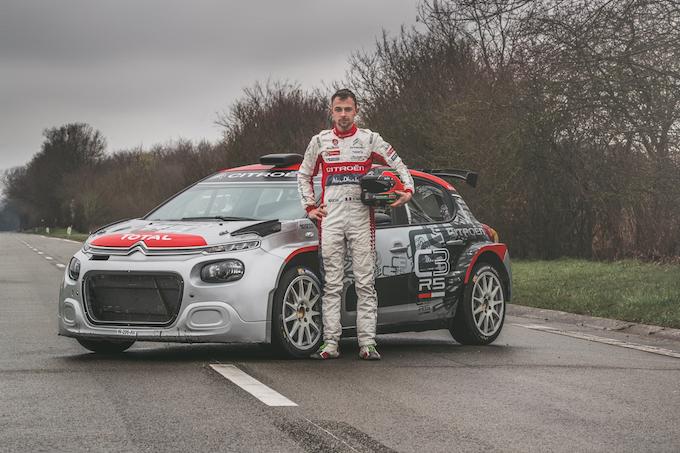 Citroen C3 R5, Francois Wales svela come è nata la nuova vettura da Rally