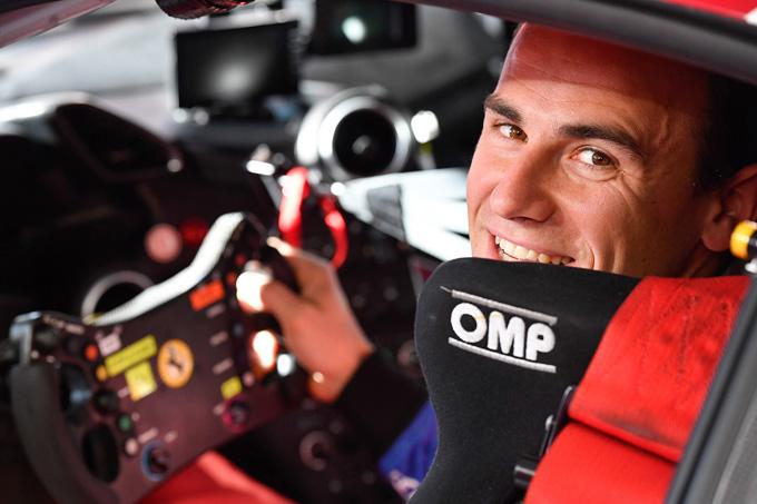 Davide Rigon conferma i propri piani per il 2018: sarà al via del FIA WEC e del Blancpain Endurance