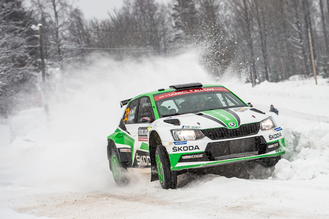 Skoda Italia di nuovo partner di S.A. Motorsport nel Campionato Italiano Rally 2018