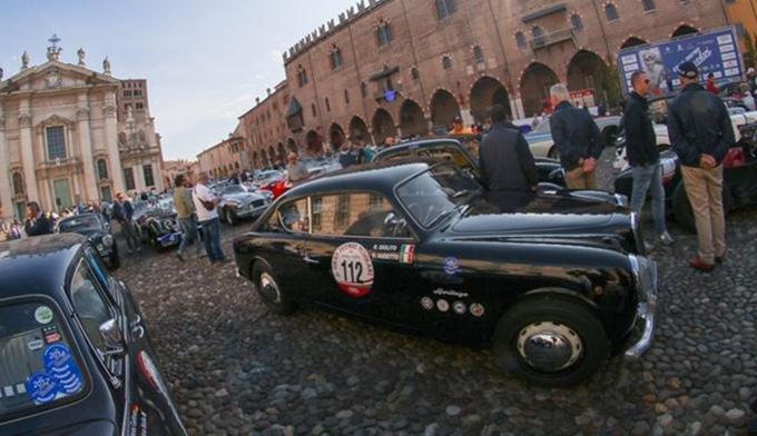 Gran Premio Nuvolari – Al via le iscrizioni dell'edizione numero 28