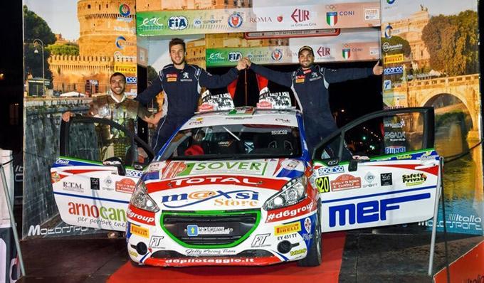 Rally Città di Arezzo-Valtiberina – Al via anche Tommaso Ciuffi