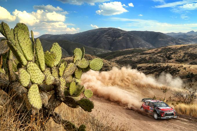 Wrc: Citroën prepara il ritorno di Loeb nel Rally del Messico. Accanto a lui Kris Meeke