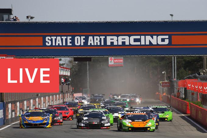 Endurance | Segui in Diretta Streaming il Blancpain a Monza [LIVE]