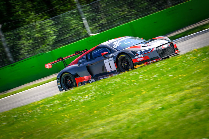 Endurance   Blancpain, Monza: vittoria dell'Audi R8 LMS con il Team WRT