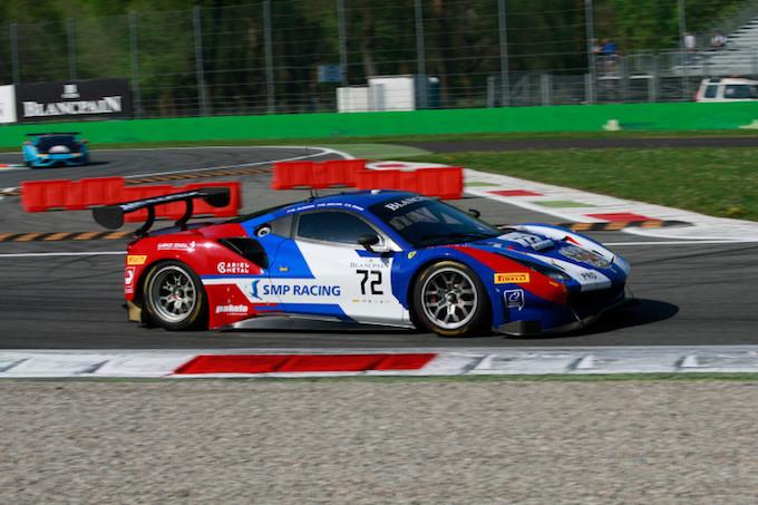 Endurance | Blancpain: a Monza pole per la Ferrari di Rigon