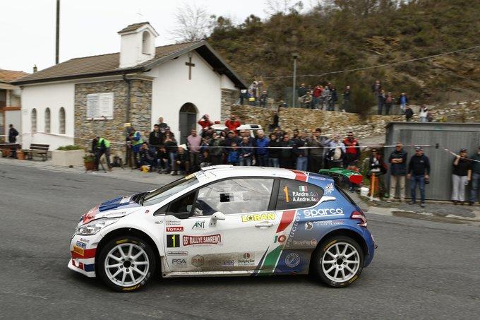 CIR | Andreucci ed Andreussi conquistano il 65esimo Rallye Sanremo