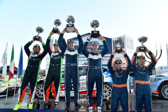 CIWRC | Rally 1000 Miglia, la start list: tutti contro Albertini