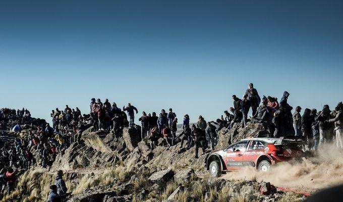 WRC | Citroen si prepara al Rally Argentina: modifiche alla C3