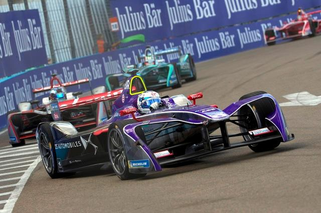 Formula E | DS Virgin Racing pronta a fare la differenza nell'ePrix di Roma