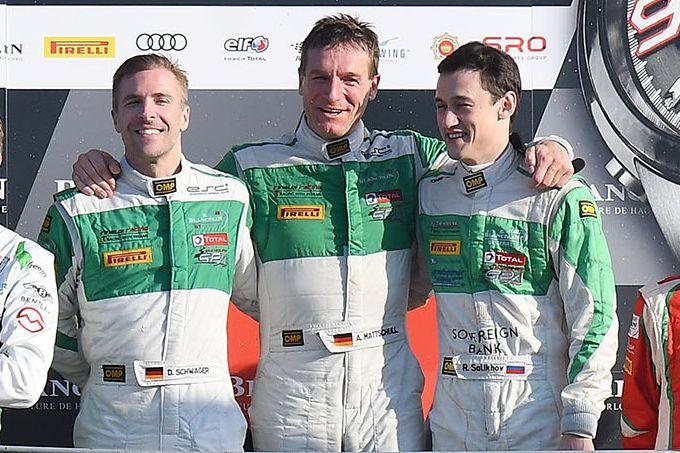 Endurance | Blancpain GT, la Ferrari di Rinaldi Racing domina la classe Pro Am dell'Endurance Cup
