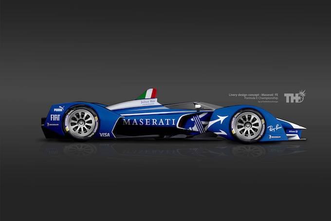 Formula E   Sembra sempre più vicino l'ingresso di Maserati