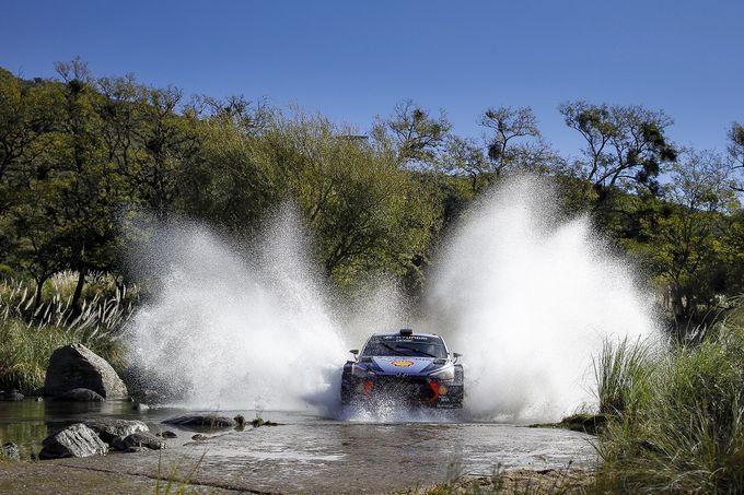 WRC | Hyundai si prepara al Rally Argentina migliorando il motore della i20