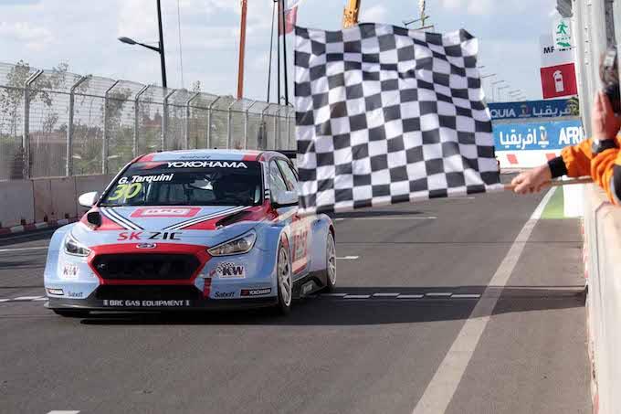 WTCR | La Hyundai con Tarquini ne vince due su tre in Marocco
