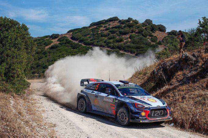 WRC | Hyundai regala la chance di vivere da vicino il Rally Italia Sardegna 2018