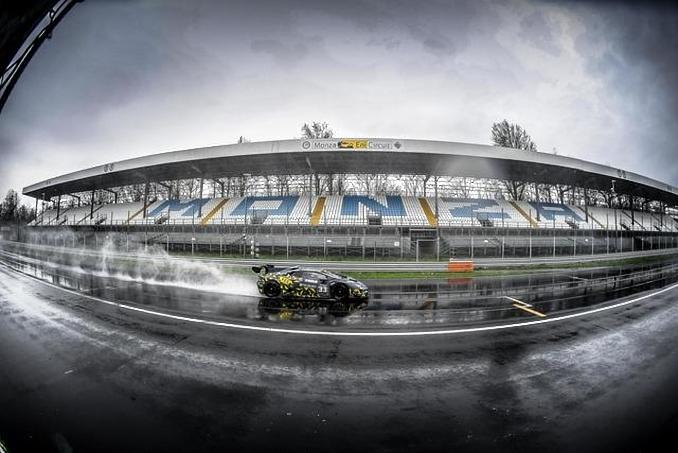 Lamborghini Super Trofeo Europa, a Monza il primo round. Startlist e come vederlo