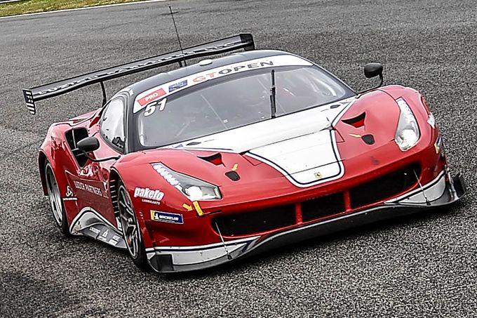 GT Open   Debutto vincente per Luzich Racing e Ferrari