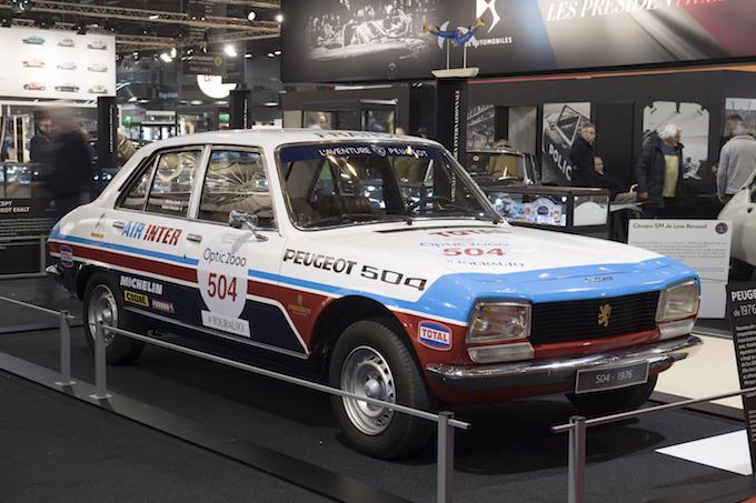 Le Peugeot 504 parteciperanno al Tour Auto 2018