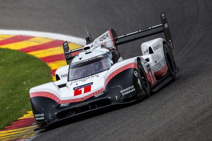 Porsche 919 Hybrid Evo: la performance dei record a Spa  [VIDEO]
