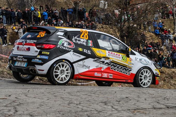 Trofei Renault | Clio e Twingo pronte al Rallye Sanremo 2018
