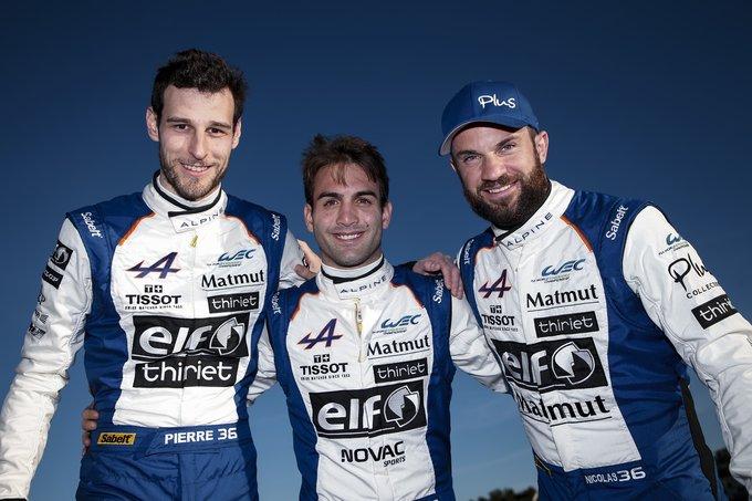 WEC | Test positivi per la Signatech Alpine, la A470 segna il secondo tempo nella LMP2